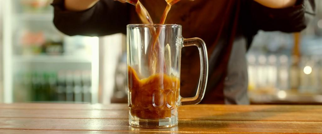 咖啡与文化 等一个人咖啡 咖啡电影截图